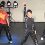 最新ダンス!本間友暁、久保田温郎、藤野慎士、ダキング体験レッスン4(ダンススピリットバトル)