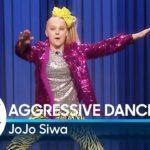 Aggressive Dance-Off with JoJo Siwa