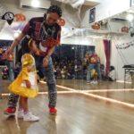 ニコ+りきっちょ(娘デビュー戦) Animation Dance party vol.7 アニメーション&ロボットダンス系ダンスイベント