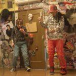 Animation dance class/はむつんサーブ教室 201/1/18