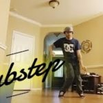 Beginner Dubstep dancing (practicing)