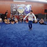 Black Sea Dance Camp 2018 – Breakin' Battle: Danut vs Soso