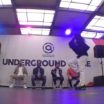 CanDoo vs TRACEY FINAL HIPHOP DANCE ALIVE HERO'S 2017 FINAL PRE DANCE BATTLE