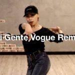 외대댄스학원 │Capital K'aos – Mi Gente Vogue Remix (2017) │Dancer(Say) │외대버닝댄스학원