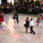 Démo de bebop à Danse aux arts