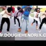 Dougie Hendrix Hop On One Leg Contest