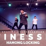 FINESSE – BRUNO MARS | HAMONG LOCKING CHOREOGRAPHY