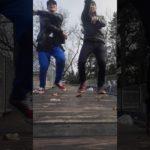 Flexing Dance