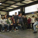 HANA vs KEIN BEST8 HOUSE DANCE ALIVE HERO'S 2017 FINAL PRE DANCE BATTLE