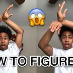HOW TO FIGURE 8 IN 5 MINUTES ( HANDWORK TUTORIAL 🔥 )