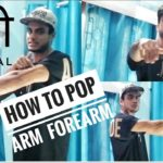 HOW TO POP | Arm Hit/Forearm TUTORIAL | Akki Poppin