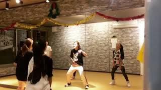 初中級キッズHiphop dance