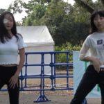 美少女JK渾身のヒップホップダンス(女子高生 JK ダンス)