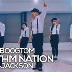 Janet Jackson – Rhythm Nation : BoogTom Locking Choreography