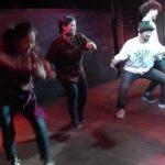 KENTA & SANTA vs TOM & MIYU EXHIBITION BATTLE / House Dance Belief !!!! vol.1 HOUSE DANCE BATTLE
