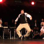 KITE(フォーマーアクション) SOLO SHOWCASE / DLOP vol.2 POPPIN' DANCE BATTLE