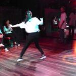 KOHANA vs Kazukiyo BEST4 HOUSE DANCE BELIEF vol.4 DANCE BATTLE