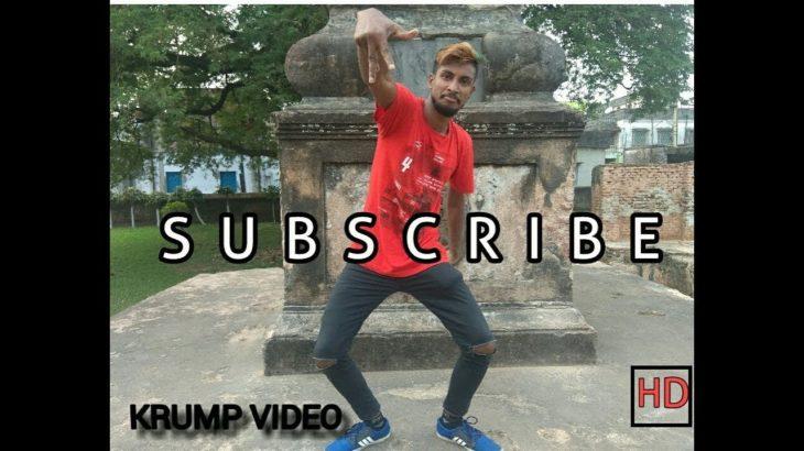 KRUMP DANCE BY ABHIJEET A.K.A. HYPER