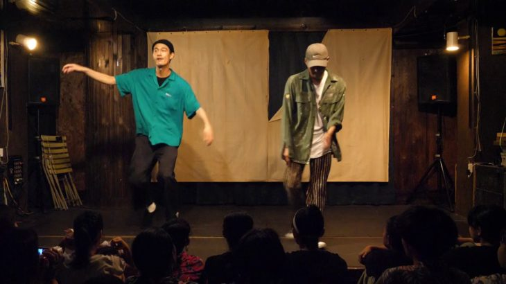KYO+FOOL from VIBEPAK OVERSTEP Vol.18 HOUSE DANCE EVENT
