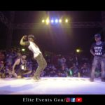 Killachoc VS Majin Boo | 1 On 1 Krump | Top 8 | Evolution Season 2 – Goa