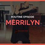 Merrilyn New Vogue Routine | Ballroom Mastery TV