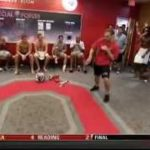 "OHIO STATE  TRAINING DAYS pt. 5…""The Dougie""…"
