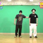 【POPPIN'】 ウォークアウト RISING Dance School ライジングダンス WALKOUT MADOKA