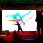 Pardesi dubstep and apsara ali remix dance .Annual function dance performance by abhijeet padiyar
