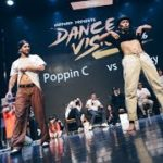 Poppin C vs Acky – Dance Vision vol 6 Final