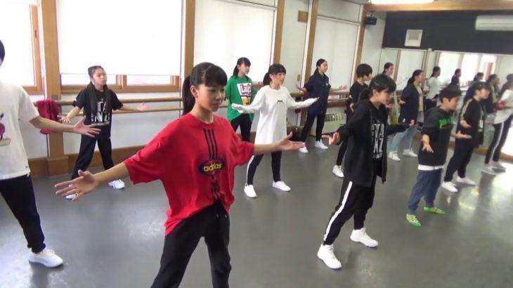 【ヒップホップ】小6~中学生クラス!TANZ(苫小牧ダンス教室)20181215
