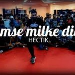Tumse milke dilka – Hectik Krump | Urban Dance Week 5 | Pune 2017