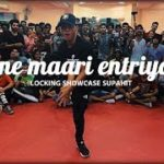Tune Maari Entriyaan – Supahit Locking | Urban Dance Week 5 | Pune 2017