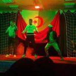 freestyle -dubstep dance- El BiGi/popping michel-A/Karim Pop