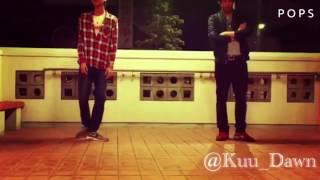 シャッフルダンス イベサーダンス