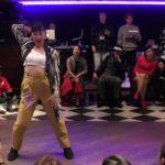 おかよ vs MC JO BEST4 ALL for WAACK DANCE BATTLE 17/3/5