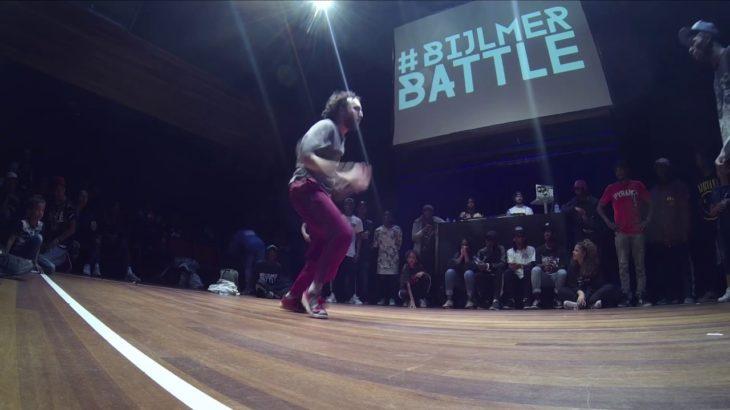 Atia Locking dance // hiphop & krump music // Bijlmerbattle Amsterdam 2016