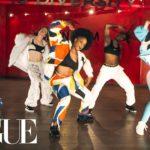 Delaney Glazer, Stevie Doré, and Millenium Dance's Stars Welcome Vogue