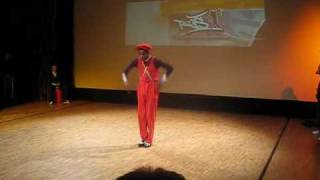 Flockey – Locking Solos at ROOTS – The Ultimate Dance Competition 2010