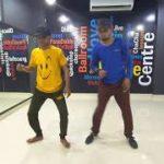 Free style krump .(Aatish soni)