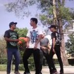 Frestyle | fs get Up ninja | dubstep dance.
