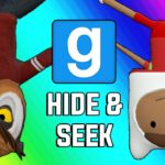 Gmod Hide and Seek – Break Dance Edition! (Garry's Mod Christmas Funny Moments)