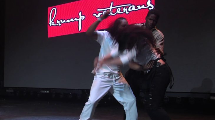 "Ke'Aira Roberson and OG KRUMP GIRLS in Choreographer's Carnival ""REHAB"""