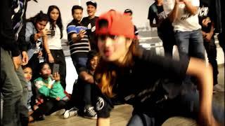 Krump Rage Vol. 2 | Exhibition Battle | Puja & Suman vs Diksha & Shweta