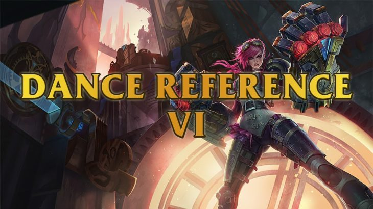 Vi Dance Reference – Cali Swag District – Teach Me How To Dougie