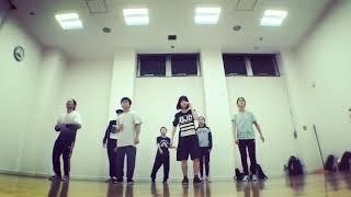 【今日はロックダンス! ロッキン lockin dance ダンス 基礎 ダンス 初心者】