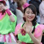 キラキラ若さ溢れる 美人 女子ダンス 美しい 笑顔 ⑬アザレインターナショナル 速報!!(*^▽^*) どんたくパレード2019  Ch登録お願いします!!(*^▽^*)