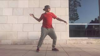 Dubstep dance ll LIL JOHN (INSPIRED BY POPPIN JOHN)