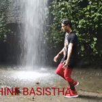 Never forgot you machine dubstep dance By Basistha in tukad chepun water fall indonesia bali