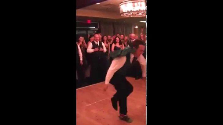 Sock Dance Sister Wedding  Dougie Michael Jackson LMFAO Cotton eye joe Gangnam Style Mix