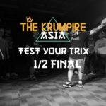 TEST YOUR TRIX SEMIFINAL   THE KRUMPIRE 2019